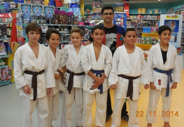 club karate beziers